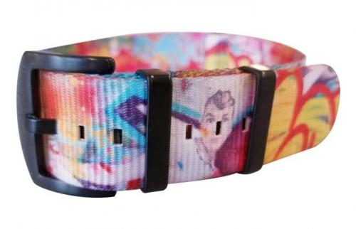 Aladdin Artist-Series watch Strap Sharp-Bros